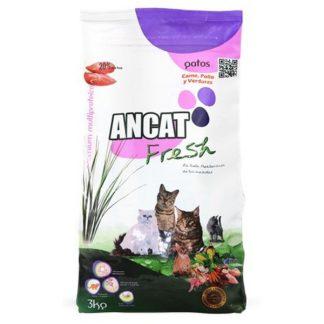 Ancat Fresh Gatos Carne, Pollo y Verduras