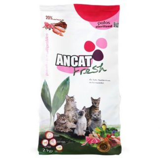 Ancat Fresh Gatos Sterilized