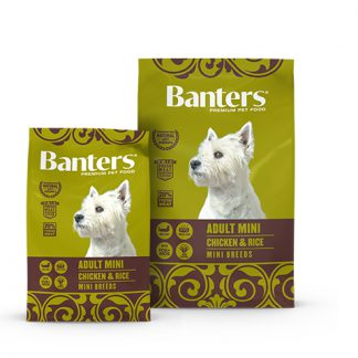Banters Adult Mini - Chicket & Rice