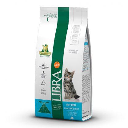 Affinity Libra Pienso Para Gatitos Con Pollo y Arroz