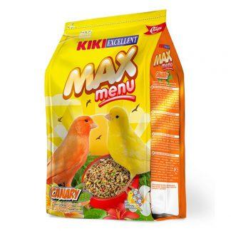 Kiki Canarios - Max Menu