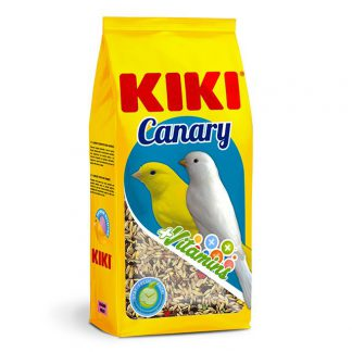Kiki Canary Vitamins, Alimento Canarios con vitaminas