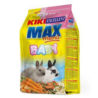 Kiki - Conejos compañia - Max Menu Baby Conejos