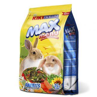 Kiki - Conejos compañia - Max Menu Conejos