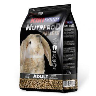 Kiki - Conejos compañia - Nutri-Rod Pellets Coenejos