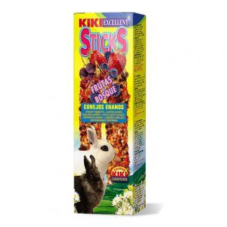 Kiki - Conejos compañia - Sticks Frutas Conejos
