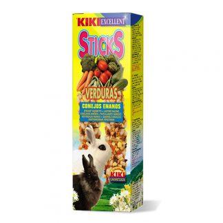 Kiki - Conejos compañia - Sticks verduras conejos