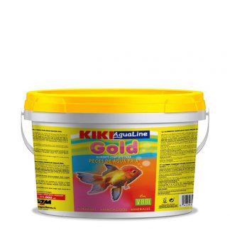 Kiki - Peces - Gold peces agua fría 11 litros