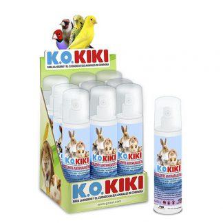 Kiki - Roedores - Acaricida para Roedores